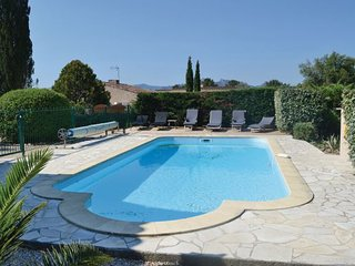 3 bedroom Villa in Roquebrune sur Argens, Var, France : ref 2220346