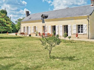 4 bedroom Villa in Bourgueil, Indre-et-loire, France : ref 2220950