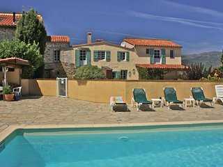 4 bedroom Villa in Joch, Pyrenees Orientales, France : ref 2221532