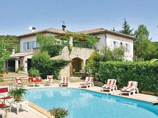 4 bedroom Villa in St. Julien des Rosiers, Gard, France : ref 2221762, St Julien les Rosiers