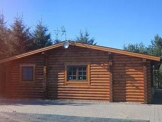 Brand New Deluxe Two Bed Cabin, Longhorsley