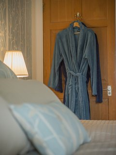 Seaview provides dressing gowns. These are provided for the duration of your stay only.