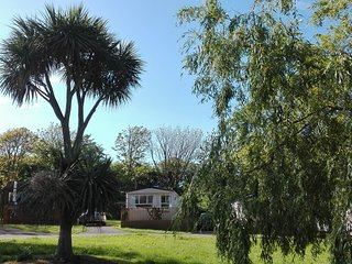 Superior Luxury Static Caravan on 5* Trevella Park Crantock Newquay Cornwall