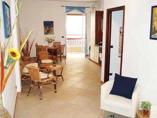 Appartamento Casa Vacanza al Piano terra con ampia veranda a 50mt dal mare!