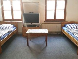Sud-Appartement im Haus TonART