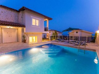 3 bedroom Villa in Kalkan, Mediterranean Coast, Turkey : ref 2249370