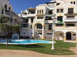 Apartamento urbanización Roquemar