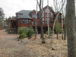 Great Escape Lodge, Castle Rock Lake near WI Dells