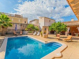 5 bedroom Villa in Maria De La Salut, Mallorca, Mallorca : ref 2259676