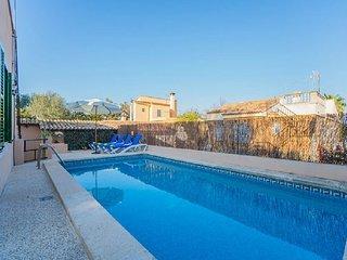 4 bedroom Villa in El Toro, Mallorca, Mallorca : ref 2259695