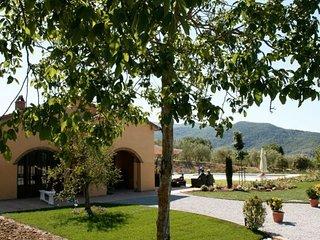 3 bedroom Villa in Castiglion Fiorentino, Tuscany, Italy : ref 2266178