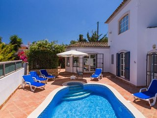 4 bedroom Villa in Benfarras, Faro, Portugal : ref 5238861