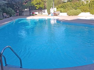 Appt T4 6 personnes - Climatisation - Wifi - Piscine residence - Sainte Maxime