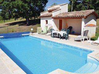 5 bedroom Villa in Montlauzun, Lot, France : ref 2279500