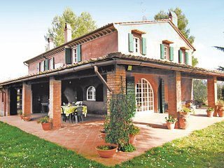 5 bedroom Villa in Lorenzana, Pisa And Surroundings, Italy : ref 2279888, Fauglia