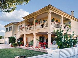 5 bedroom Villa in Coma-Ruga, Costa Dorada, Spain : ref 2280556