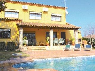 4 bedroom Villa in Caldes de Malavella, Costa Brava, Spain : ref 2280579