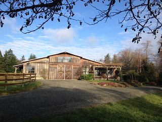 Wildwood Barn Studio, Vashon