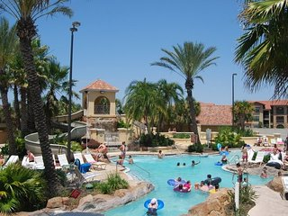 Waterpark/spa & Disney/Golf Resort 8 miles to Disney,located in the 4 Corners