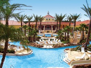 Tropical Waterpark Spa/golf gated Resort located in the Four Corners-Disney