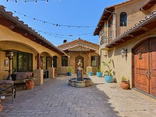 4000  sqft Tuscan Mediterranean Home, Del Mar