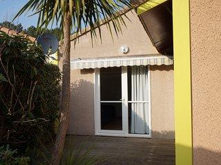 Villas du lac 17 - Quality 1 Bed Villa in Idyllic Environment, Vieux-Boucau-les-Bains