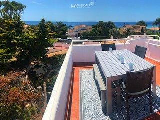 Son Xoriguer 114 | Apartamento con vistas al mar y aire acondicionado!