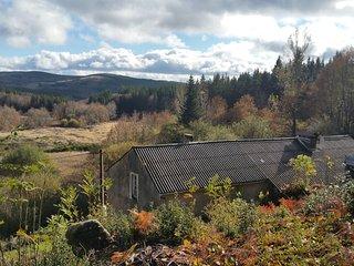 Location saisonniére maison de village Le Fajau