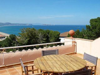 Duplex with spectacular sea view-. Begur-AS55
