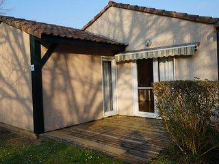 Villas du lac 96 - Quality 1 Bed Villa Surrounded by Water Activities, Vieux-Boucau-Les-Bains