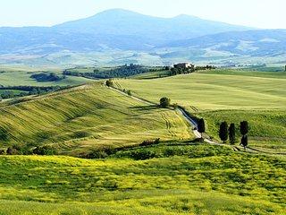Agriturismo Cavarciano - Apt 7, Pienza