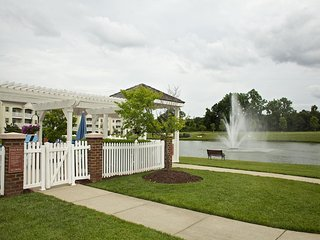 Wyndham Governor's Green 3 Bedroom w/ museum access, 2 pools and hot tubs