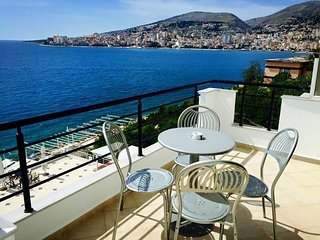 Sea view Apartament Kujtimi, Sarande