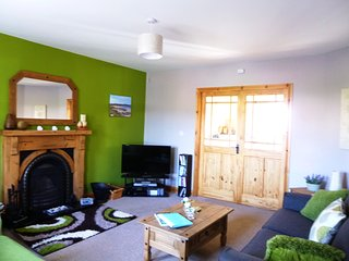 Malin, co Donegal, Ireland 4 bed - sleeps 8 + cot