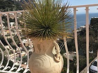 The Four Dames Penthouse, Positano