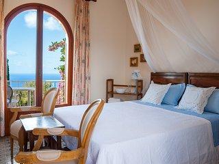 Villa affascinante  incantevole vista mare Sperlonga