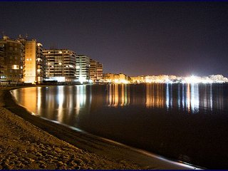 Luxurious Ground Floor Apartment with Private Terrace, Torrevieja