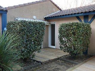 Villas du Lac 140 - Quality 1 Bed Villa in Family Friendly Resort South West FR, Vieux-Boucau-les-Bains