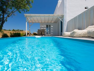 2 Bedroom Signature Villa Sea View Private Pool, Stelida