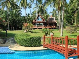 Siam House - Villa de Luxe Laem Set Koh Samui