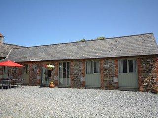 WVSTC Barn in Bude, Ashwater