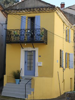The Little Yellow House South of France
