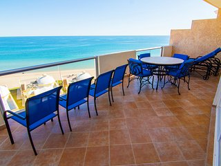 Spectacular 2 Bedroom Condo on Sandy Beach at Las Palmas Resort  G-703