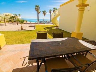 Stunning 4 Bedroom Beach Villa on Sandy Beach at Las Palmas Beachfront Resort V1