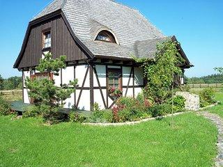 House overlooking the Baltic Sea, Sasino