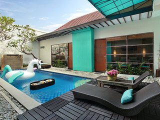 5 Bedroom Private Pool Villa in Legian