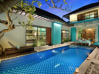 Cozy 5 Bedroom Private Pool Villa in Legian