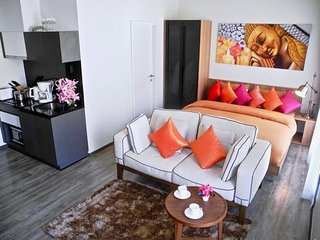 Studio in Patong , well decorated.