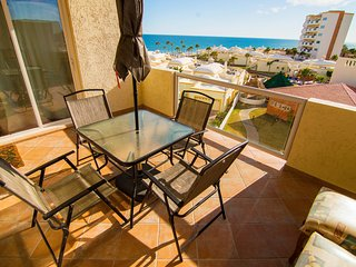 Beautiful 11/2 Bedroom Condo on the Sea of Cortez at Las Palmas Resort D-402