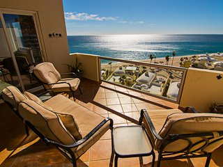 Spectacular 1 Bedroom Condo on Sandy Beach at Las Palmas  Resort B-702